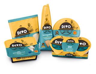La LINEA DIVO di Italia Formaggi trionfa al World Dairy Innovation Awards 2014