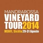 mandrarossa vineyard tour 2014