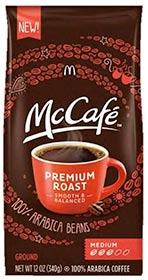 MC DONALD'S venderà anche il caffè confezionato con il marchio MC CAFÈ