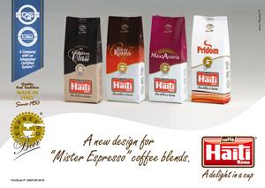 CAFFE' HAITI ROMA a Londra per Welcome Italia