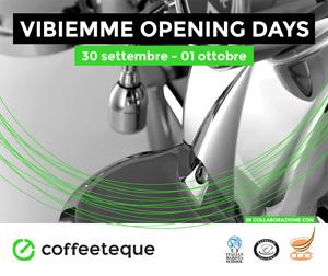 VBM Opening Days: un forum tra baristi nel segno dell'innovazione