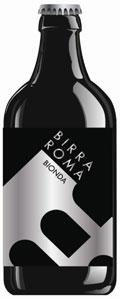 Birra Roma Bionda confezione