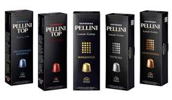 PELLINI CAFFÈ investe nel mercato delle capsule espresso – Vendite in crescita per il I semestre 2014