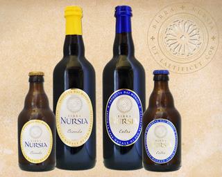 BIRRA NURSIA, prodotta dai monaci di Norcia, entra nel catalogo INTERBRAU