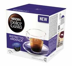 RISTRETTO ARDENZA, il primo caffè di NESCAFÉ DOLCE GUSTO che mixa intensità eccezionale e note speziate