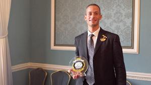 CAMPIONATO BARISTI: Filippo Mezzaro vince la finalissima di Londra e si laurea miglior barista italiano del 2014