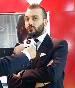 GIMOKA Caffè:  Luca Passarella è il nuovo responsabile  Vending e OCS