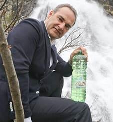Alberto Bertone AD Acqua Minerale Sant'Anna