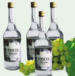 Pisco Acquavite Peruviana