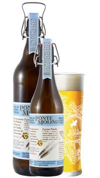 BIRRA ANTONIANA presenta PONTE MOLINO, la birra dai presìdi slow food®
