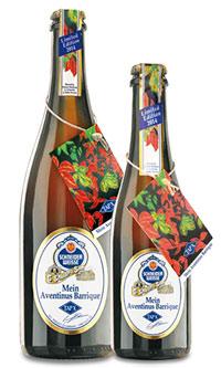 La birra buona sta nella botte (e nella bottiglia) piccola: ecco SCHNEIDER WEISSE TAP X MEIN AVENTINUS BARRIQUE da 37,5 cl!