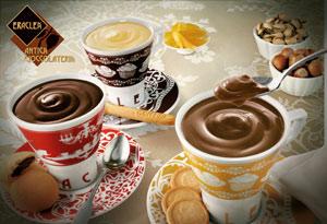 ERACLEA, lo storico marchio leader della cioccolata calda all'italiana, conferma la sua presenza a CioccolaTò