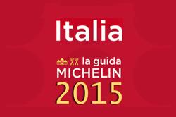 La Guida Michelin Italia 2015 segnala 27 nuovi stellati