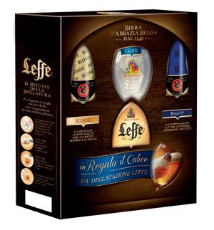 Natale 2014: limited edition per la birra d'abbazia LEFFE