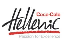 Logo Coca Cola HBC Italia
