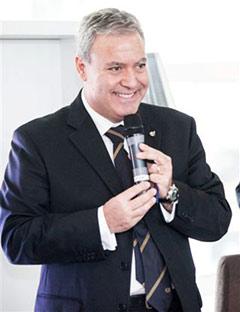 Antonello Maietta presidente dell'AIS (Associazione Italiana Sommelier