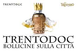 HAPPY TRENTODOC: raffinato itinerario di abbinamenti tra le bollicine del Trentodoc  e le specialità alimentari del Trentino