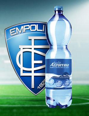 FONTE AZZURRINA è in Serie A con l'Empoli
