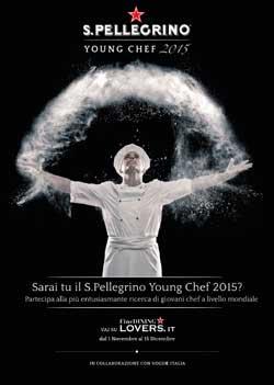 S.PELLEGRINO YOUNG CHEF 2015: il progetto di talent scouting per trovare i migliori chef