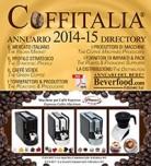 Coffitalia 2014-15 Annuario Ebook pdf gratuito - Caffè Italia