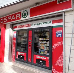 MAIORA (DESPAR) lancia il progetto digitale Express ed entra nel mondo del vending