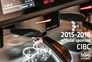 RANCILIO Classe 11 sponsor ufficiale del Campionato Italiano Baristi Caffetteria 2015 e 2016
