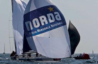 ACQUA NORDA: seconda nella classifica finale del Mondiale di Vela