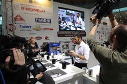 I migliori baristi si sfidano a SIGEP 2015