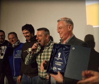 BIRRAIO DELL'ANNO 2014: vince Simone Dal Cortivo del birrificio Birrone di Isola Vicentina