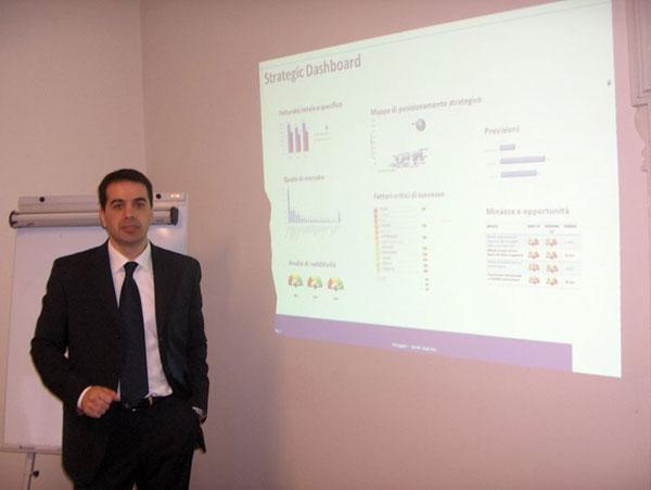 Giandomenico De Franco - Amministratore Unico Competitive Data