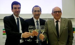 Il FRANCIACORTA sarà l'Official Sparkling Wine di EXPO Milano 2015