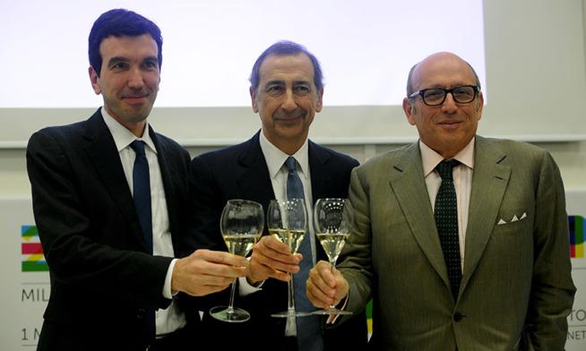 Expo Milano 2015 Franciacorta Sponsorizzazioni Vini Lombardia Official Sparkling Wine Expo Milano