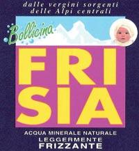 L'acqua minerale FRISIA in Val Chiavenna va all'asta a fine mese