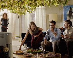 Parte la nuova campagna di vino TAVERNELLO a cura di  Armando Testa
