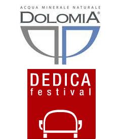 """ACQUA DOLOMIA: Fornitore ufficiale di """"DEDICA FESTIVAL""""dal 7 al 14 marzo 2015"""