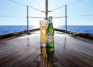 La birra NASTRO AZZURRO del gruppo Peroni sceglie DLVBBDO come agenzia creativa