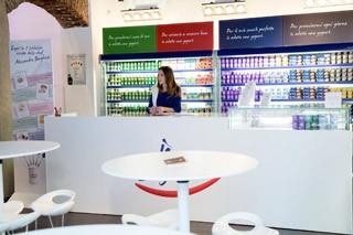 """""""IO YOGURT"""": il primo temporary shop di DANONE a Milano"""
