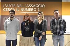 Cup Teaster Vincitori Torrefazione August Brescia
