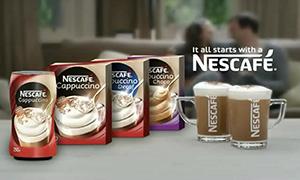 """Nescafé cappuccino adotta le coppie a distanza e lancia """"The Distant Hello"""""""