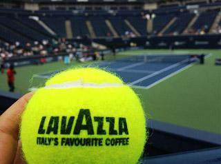 LAVAZZA sponsorizza adesso anche gli US Open di tennis
