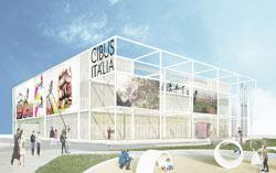 Cibus Expo Milano 2015 Fiere Padiglione Federalimentare Expo Raccontare Storia Futuro Alimentare Italiano