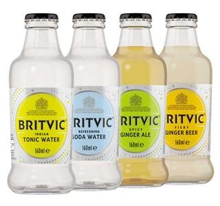 Britvic Naty's Toniche Premium Tonic Distribuzione Esclusiva Italia Natys