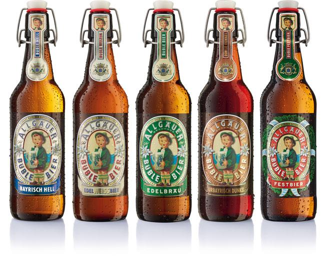 Buble-bier