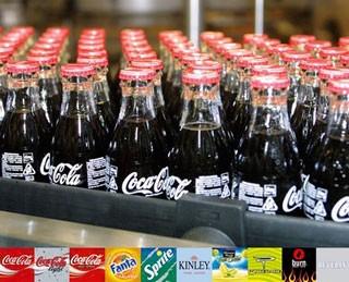 Il SISTEMA COCA-COLA: marketing, produzione sciroppi, imbottigliamento e distribuzione