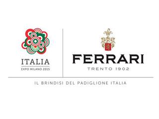 FERRARI è il brindisi del Padiglione Italia a Expo Milano 2015