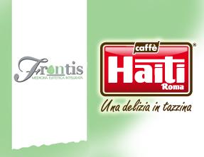 Caffè Haiti Roma insieme a Frontis per I Sentieri del Benessere