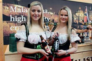 MALASTRANA: Al vinitaly il trionfo delle birre ceche