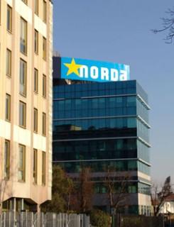 NORDA inaugura la nuova sede a Milano – I brillanti risultati 2014 ed il rilancio di Sangemini