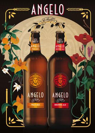 Birrificio Angelo Poretti Vinitaly Selezione Angelo Birrificio Poretti Portano Arte Saper Birra Italiana