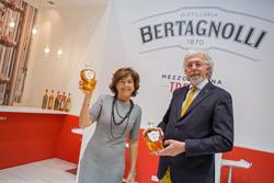 VINITALY 2015: BERTAGNOLLI prosegue il restyling per le 5 GRAN RISERVE